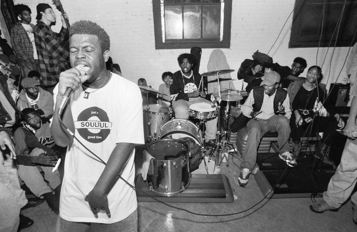 Live From The 215: Exploring Philly's 90s underground rap scene