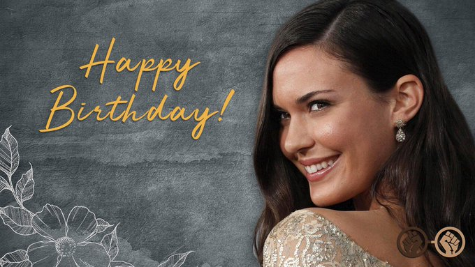 Happy birthday to Odette Annable a.k.a Reign! The \Supergirl\ actress turns 35 today!