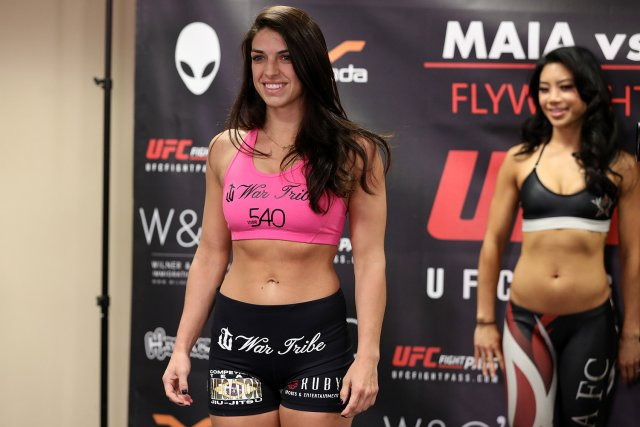 5 things you might not know about Mackenzie Dern http://bit.ly/2Ixpm6C via @raymundomark #UFC224