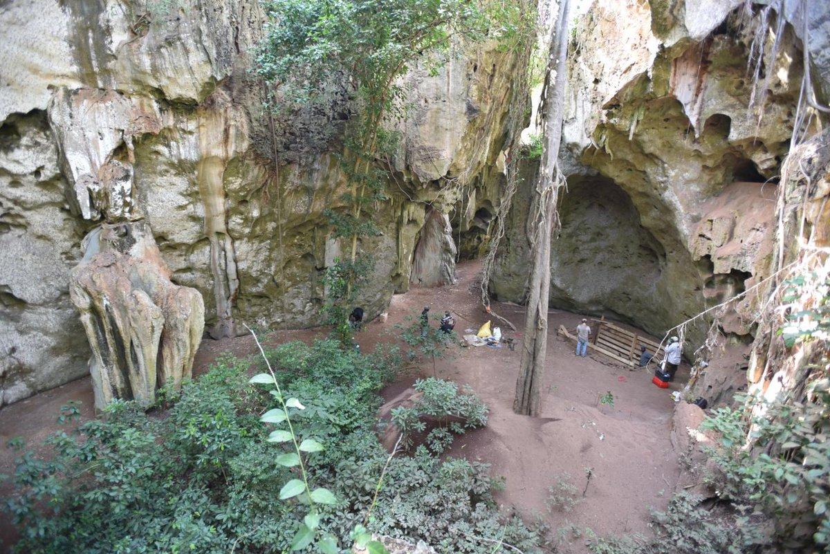 Forscher entdecken 78.000 Jahre alte Höhle
