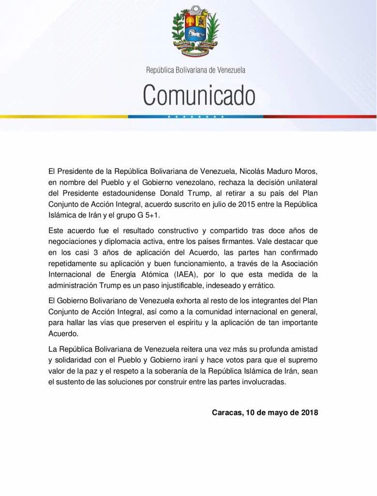 VueltaALaPatria - Dictadura de Nicolas Maduro Dc2LhAKXcAAep2A