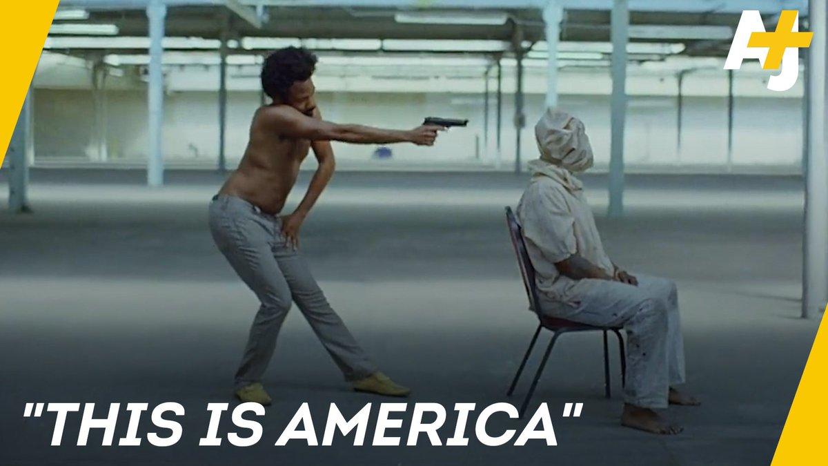AJ+ français's photo on This Is America