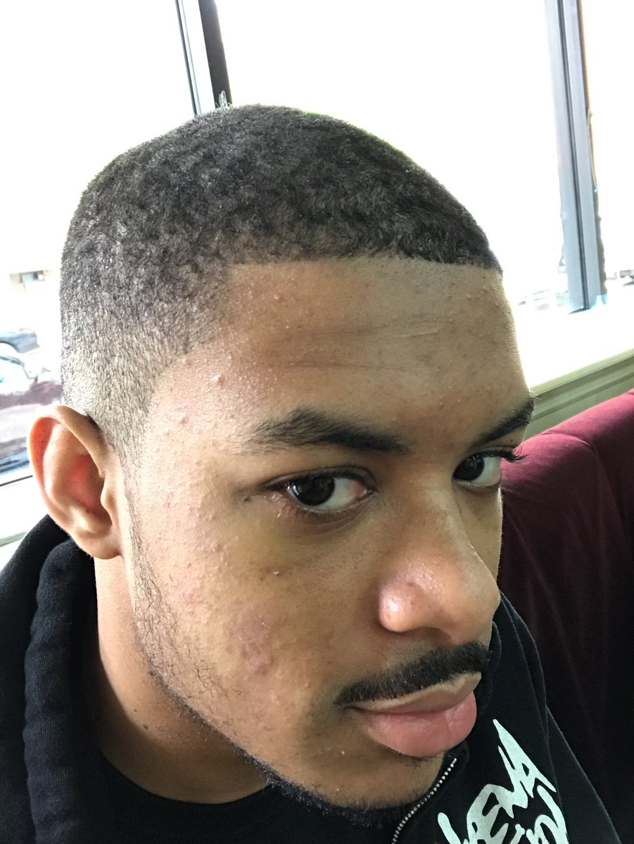Punk On Twitter Only Black Guy Who Can T Develop Waves