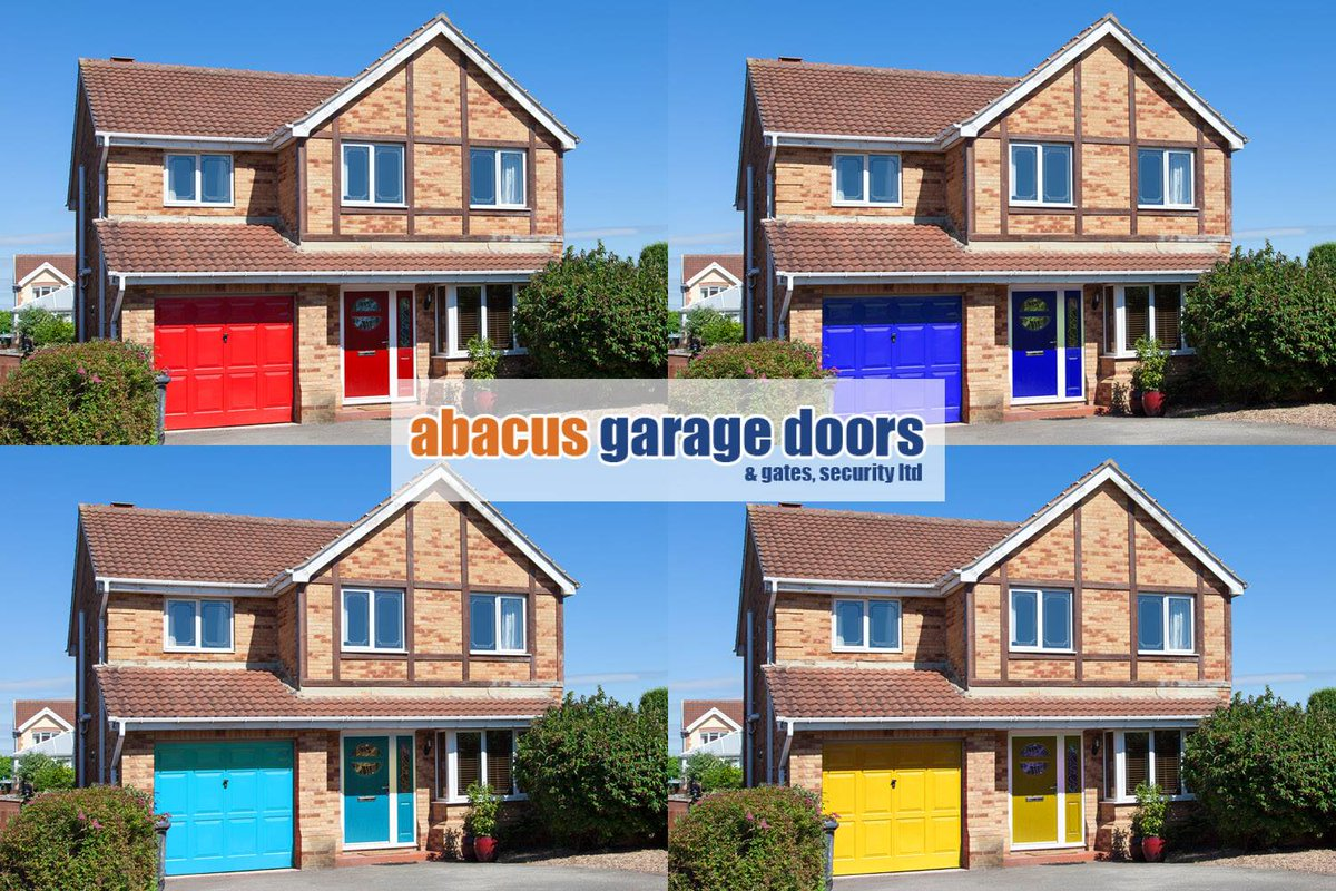 All doors are finished in exactly the same colours to provide a perfect match. Contact us for a free competitive quote ... & Abacus Garage doors (@abacusgarage) | Twitter