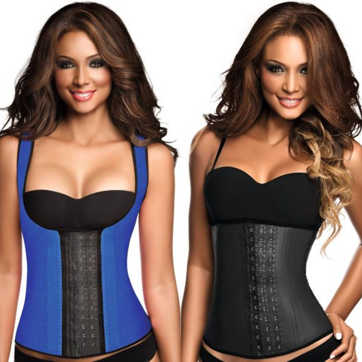 715ecfbd5 ✓Get Results Fast with a Sports Latex Waist Trainer! ▫ Authentic Brazillian Waist  Cinchers