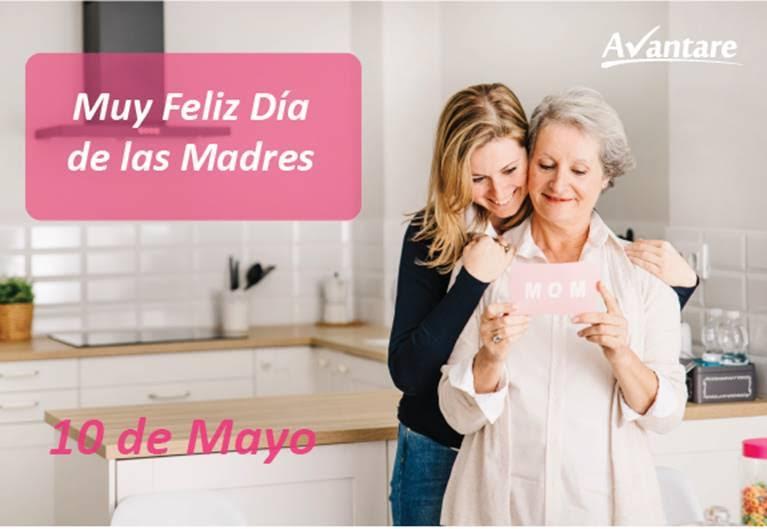 El amor de madre es el combustible que hace que un ser humano logre lo imposible. De parte de #Avantare les deseamos un Feliz día. #FelizDiaDeLasMadres #ActitudAvantare