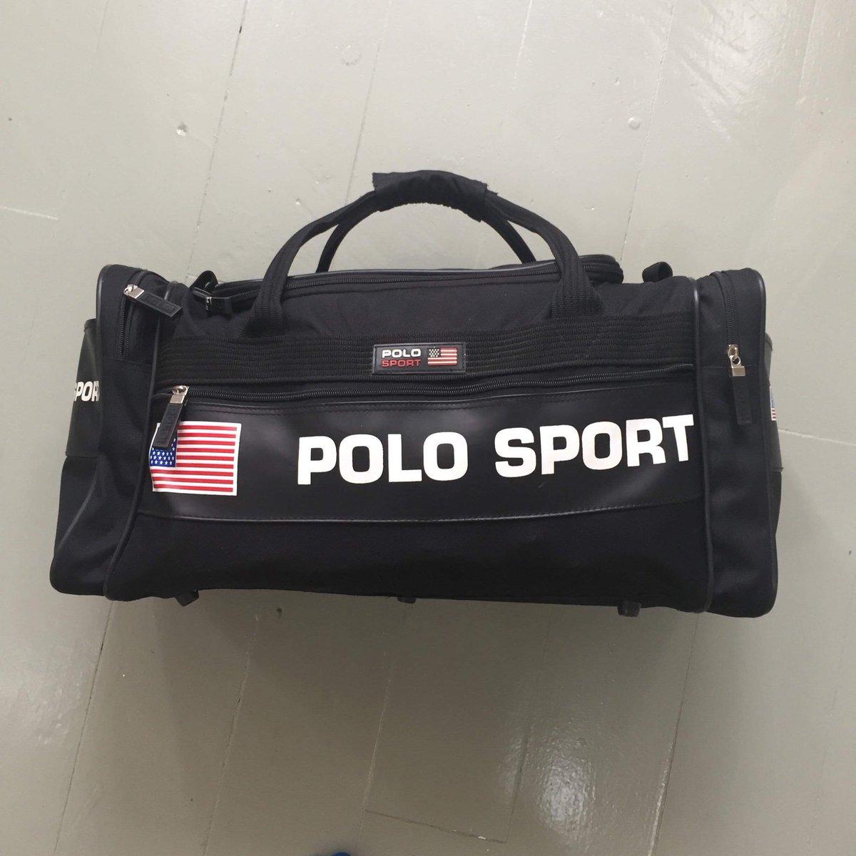 55e6691e79 ... promo code for price 60 bag bags duffelbag duffel suitcase polo sport  polosport ralph usa lauren discount ...