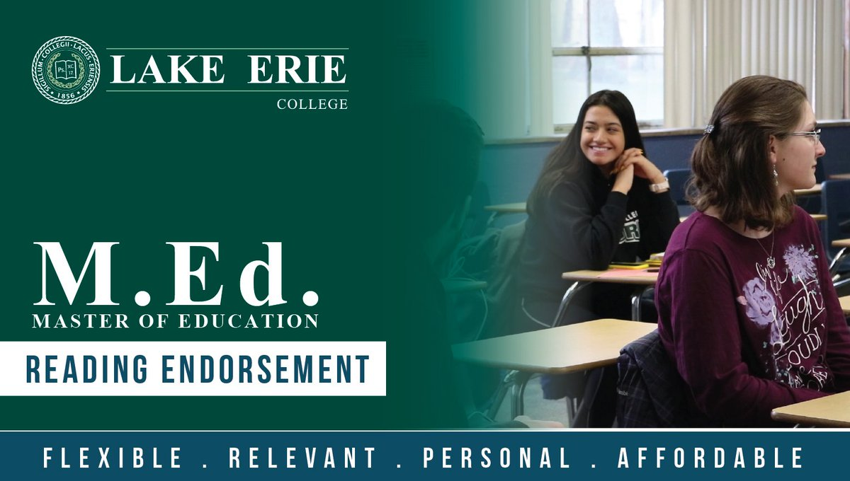 Lake Erie College On Twitter Are You Majoring In Early Childhood
