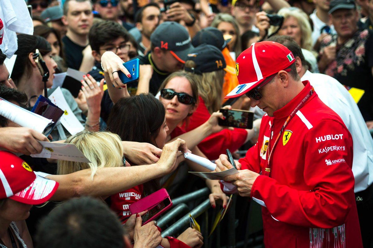 Kimi: It's hard to know what will happen this weekend