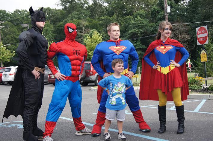 Image result for NYSoM Superhero Festival
