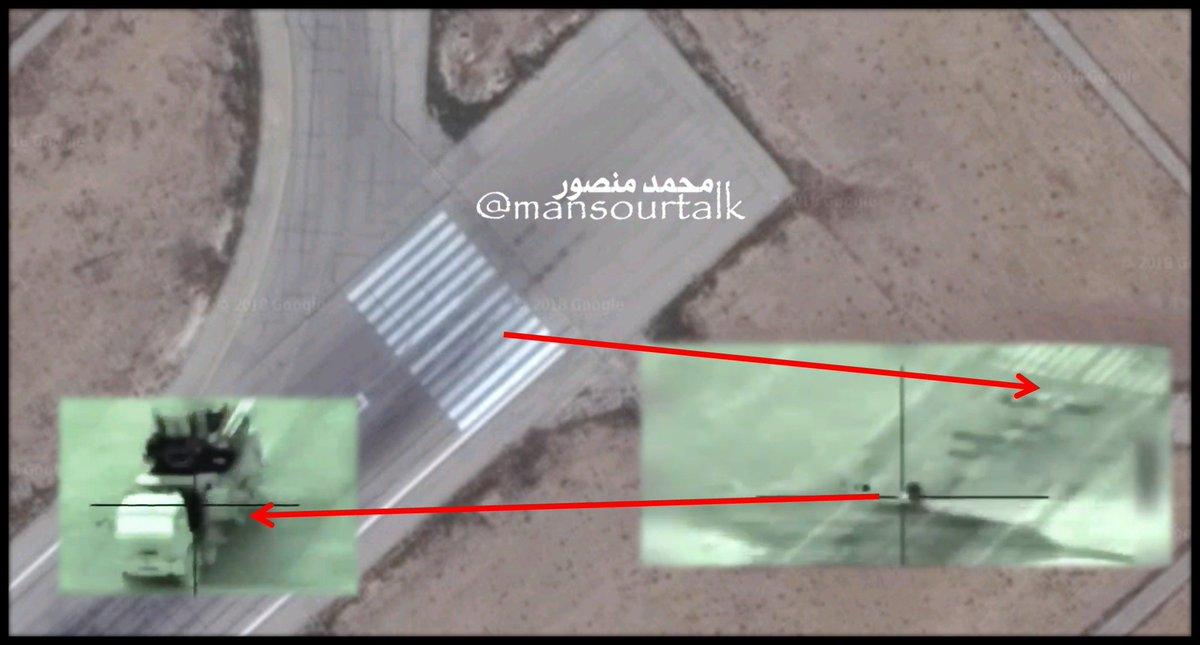 """إسرائيل تشن هجمات داخل سوريا ردا على """"قصف إيراني"""" Dc2kJ7dWsAMQOFD"""