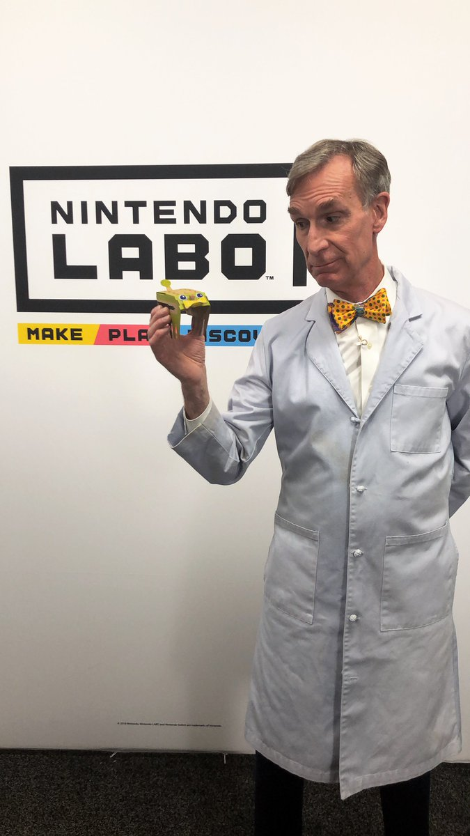 Check it out during your next visit and don't miss your chance to demo  #NintendoLabo in-store from now until May 20th!pic.twitter.com/nKbt9nv9Pa