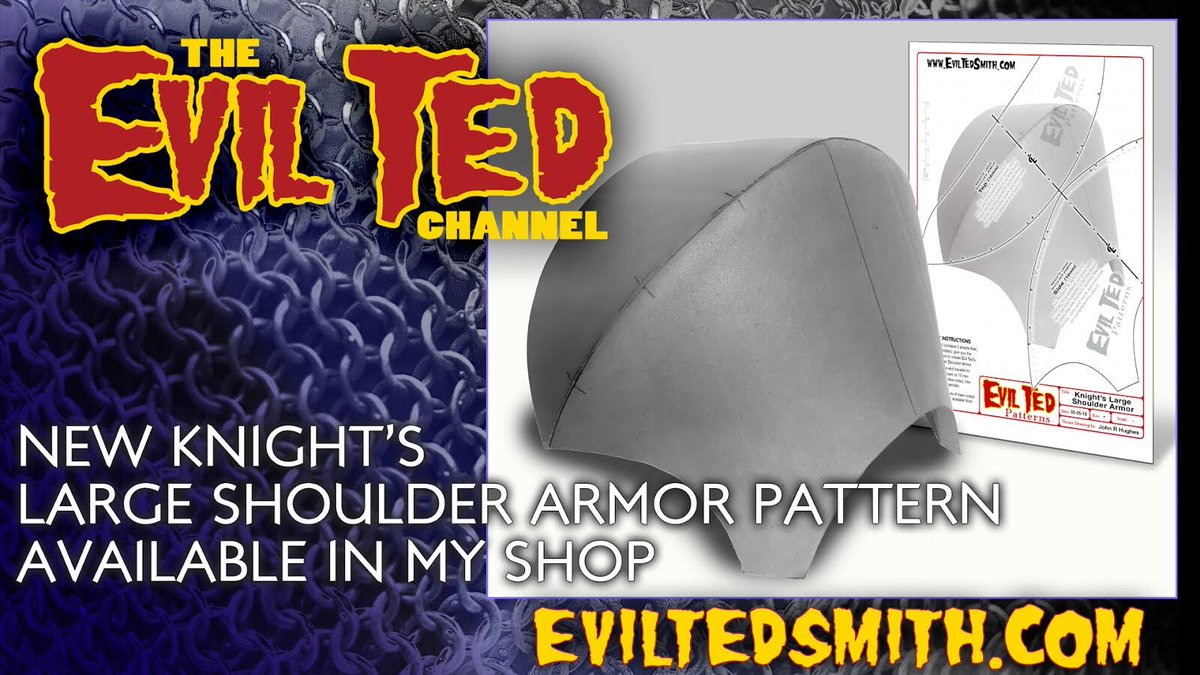 Evil Ted On Twitter New Pattern In My Shop The Knight S Large