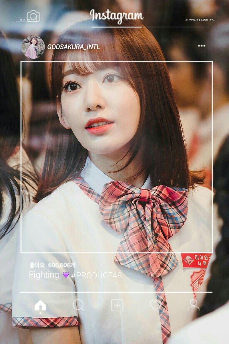 God Sakura H On Twitter Wallpaper Lockscreen Miyawaki Sakura
