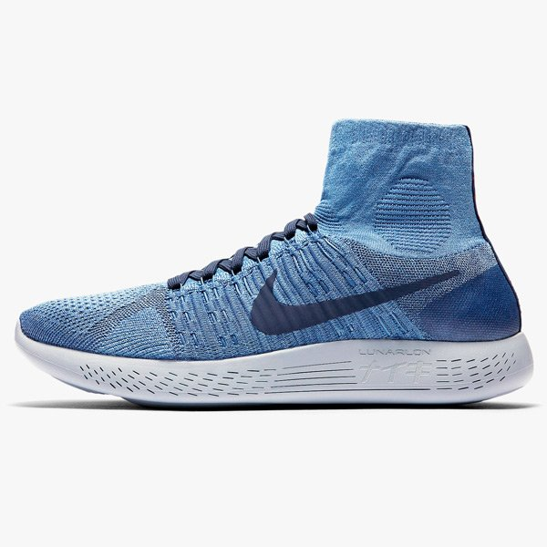 ce0247db948e Select sizes for the  Hand-Dyed Indigo  Nike LunarEpic Flyknit