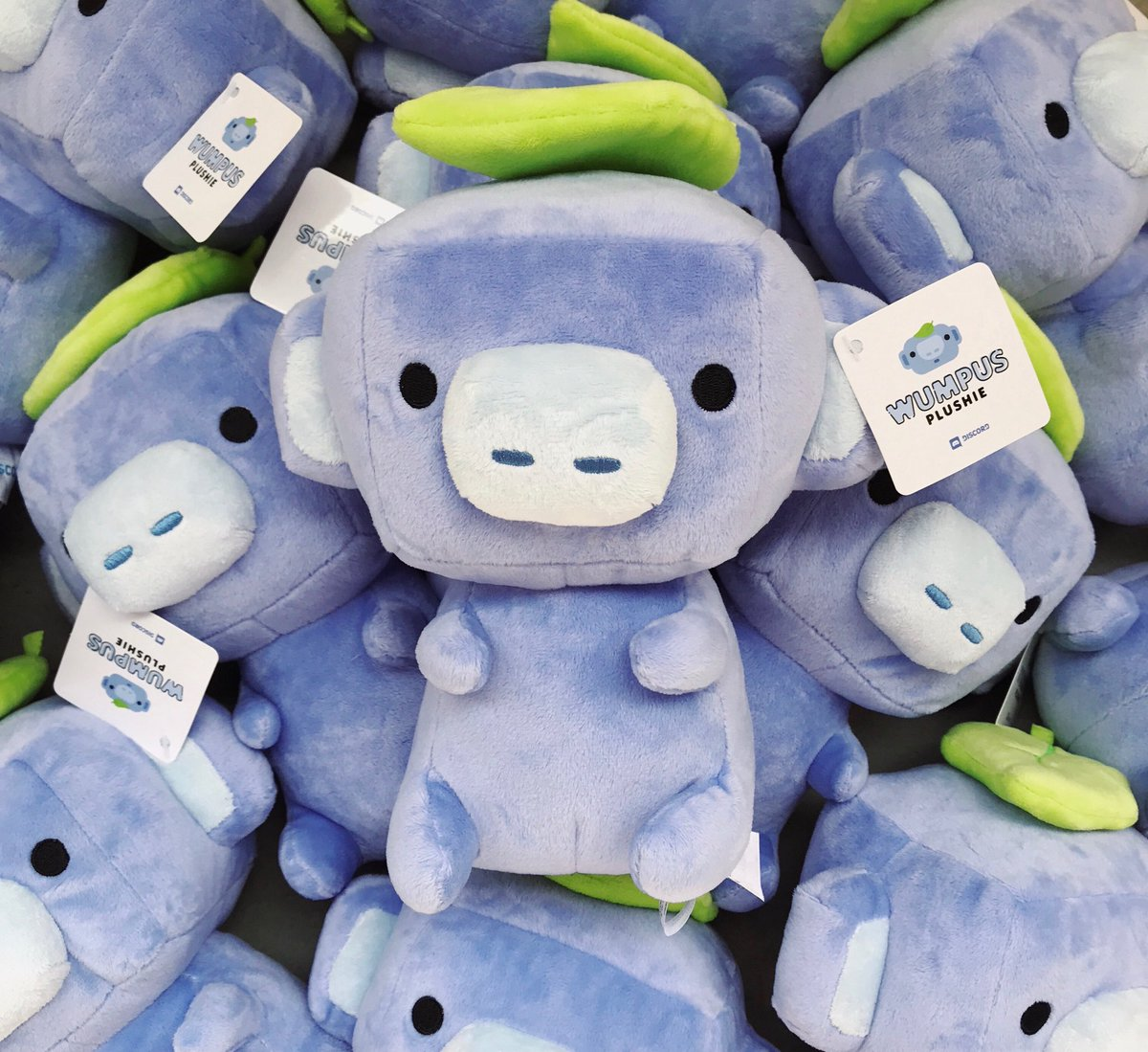 discord on twitter wumpus plushies are here and they re so