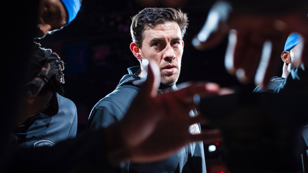 """From the bottom of my heart, thank you. It has been an incredible journey that I'm proud of, and it would not have been possible to do it on my own.""  Nick Collison announces NBA retirement.   News Release 👉 nba.com/thunder/news/c…"