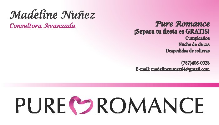 432 pm 10 may 2018 - Pure Romance Business Cards