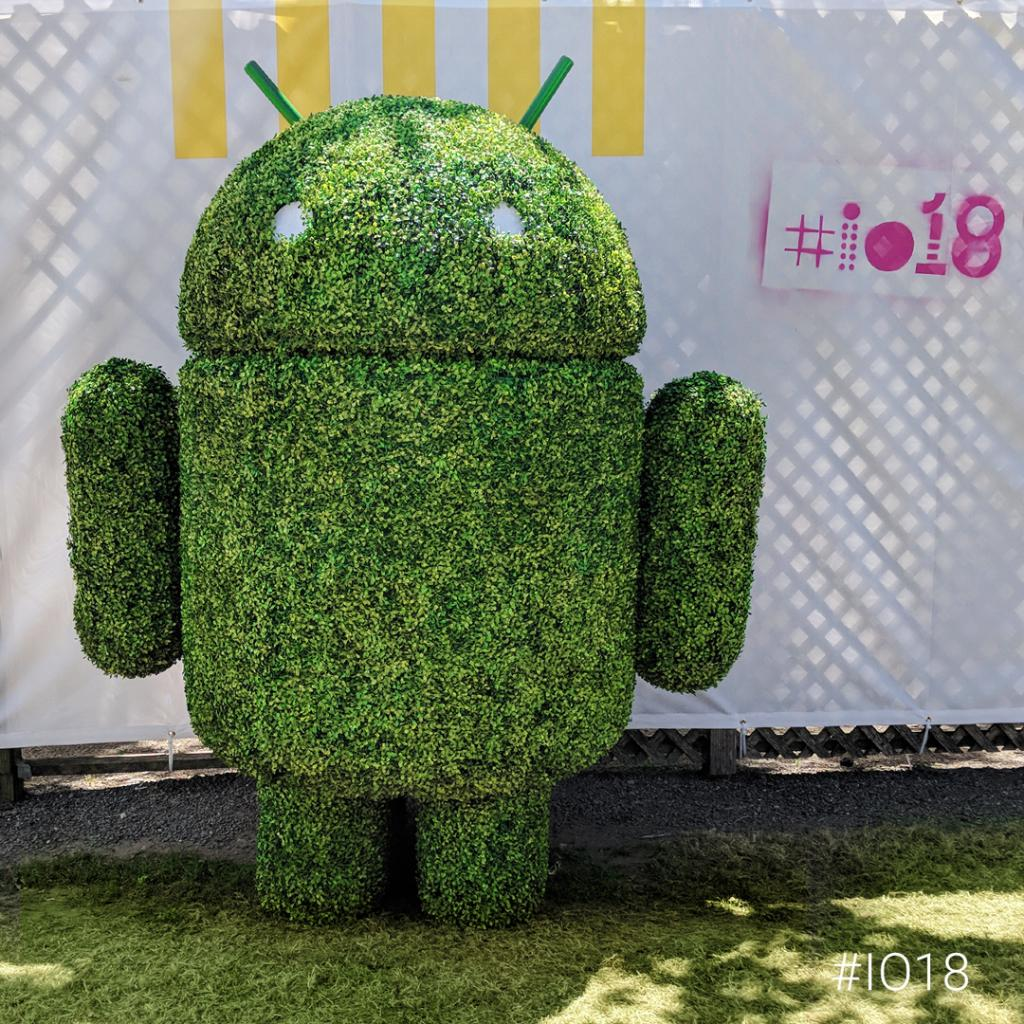 #io18 was a tree-t. What was your favorite #Android announcement?