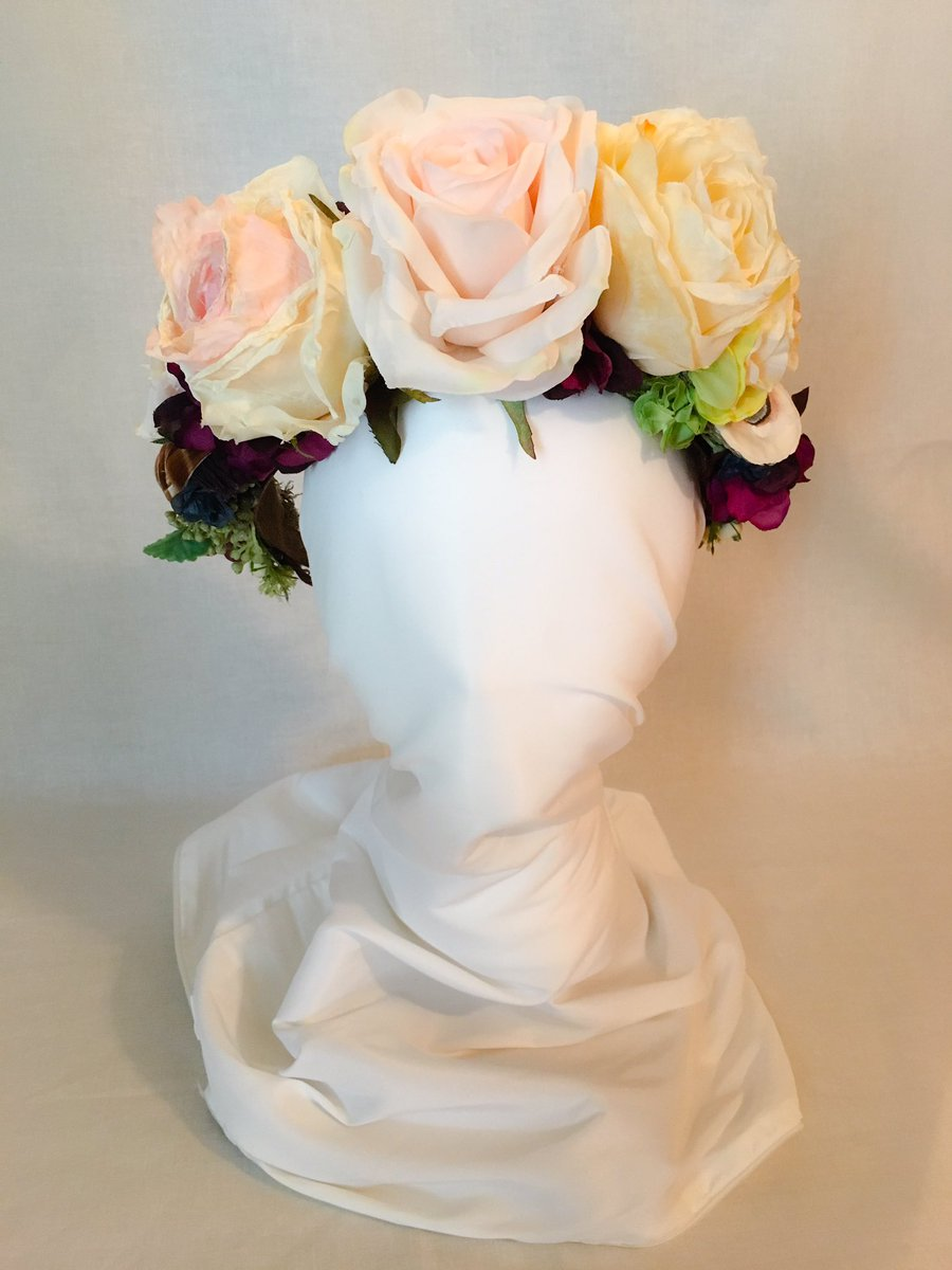 Flowercrown hashtag on twitter need a flower crown for your next hannibal event fft2 perhaps dm me prices from 35picitterrxby5omrwo izmirmasajfo