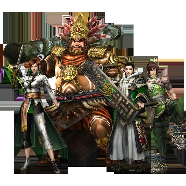 Warriors Orochi 4 Cover: Warriors Orochi 4
