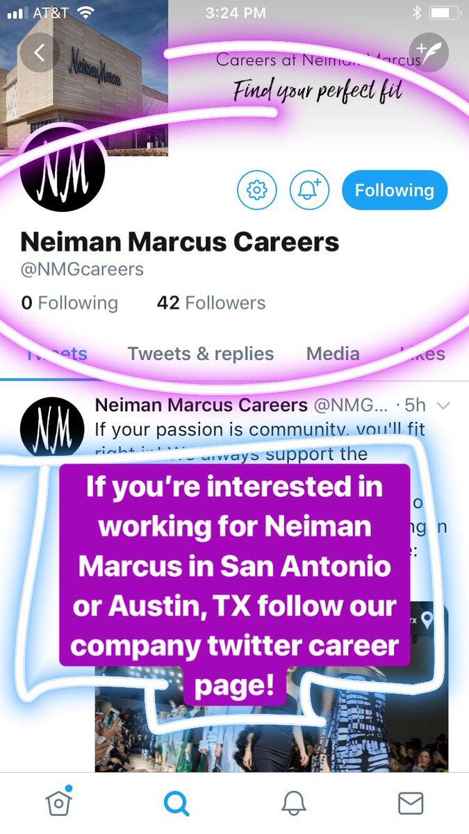 neiman marcus careers