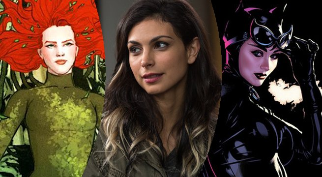 Trucco Halloween Catwoman.Comicbook Now On Twitter Deadpool 2 S Morena Baccarin Wants To