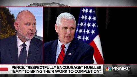 'He is a titanic ...  & I mean TITANIC fraud' - @SteveSchmidtSES on VP Pence w/ @NicolleDWallace https://t.co/nckqyVTBpb