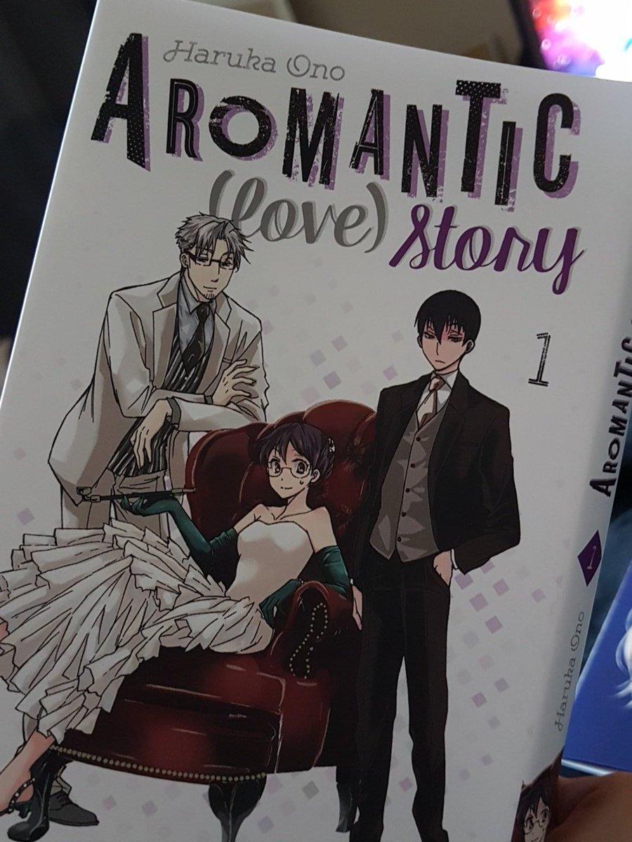 #AromanticLoveStory Agréablement surprise, ce manga sort des sentiers battus et c'est très plaisant ! Que du bon de chez @AKATAmanga pour le moment 😍
