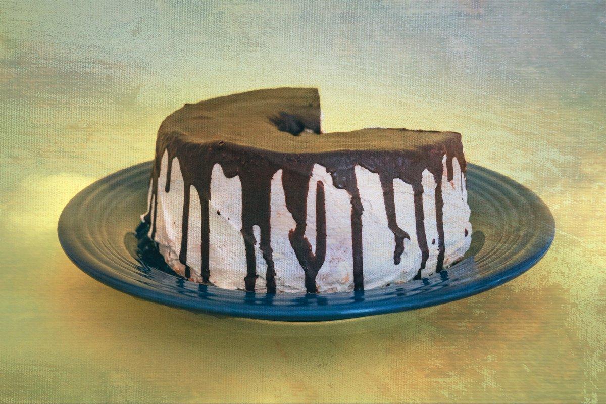 The Best Birthday Cakes Look Like Paintings But Taste Cake WayneThiebaudpictwitter SVW55FDWrB
