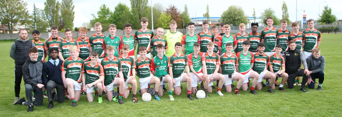 """St. Mary's Academy CBS An Edmund Rice School on Twitter: """"Well done to our  5th yr and TY footballers who defeated Knockbeg in the Michael O'Hanrahan  Shield final today in the Knockbeg"""