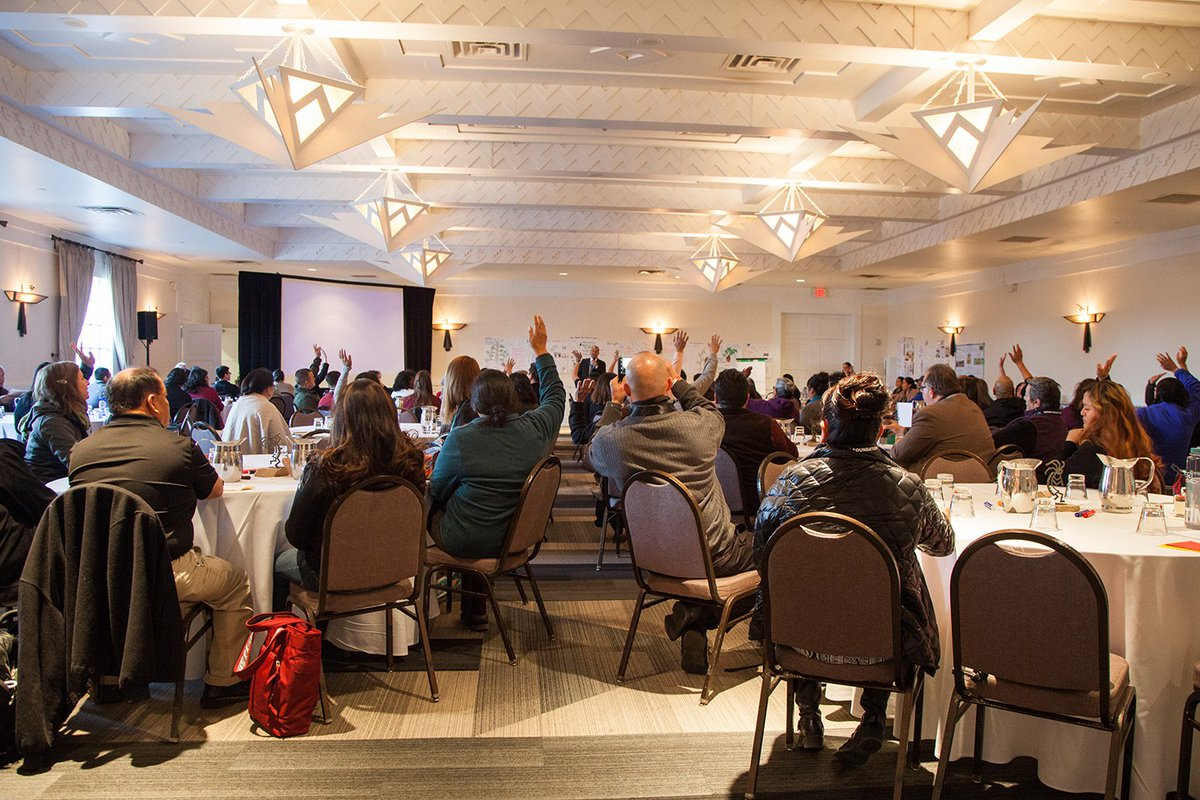 A great day to reflect on the 2018 @NB3Foundation Healthy Beverage Summit. Check out the presenter materials and photos at ow.ly/EefX30jWgXd See you in spring 2019 for the next Healthy Beverage Summit. #HBSummit #WaterFirst #HealthyKidsHealthyFutures #NB3F #NativeYouth