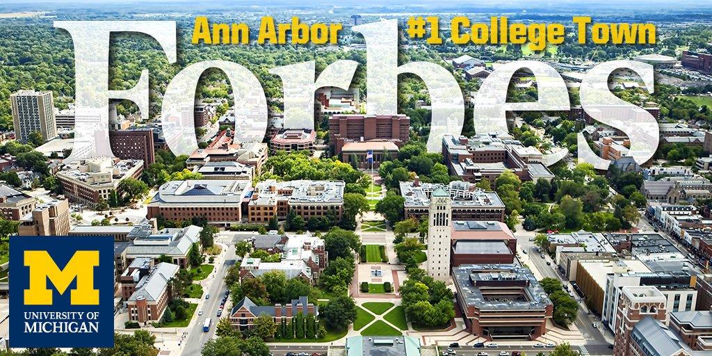Ann Arbor - 🙌 #GoBlue   #ThisIsMichigan