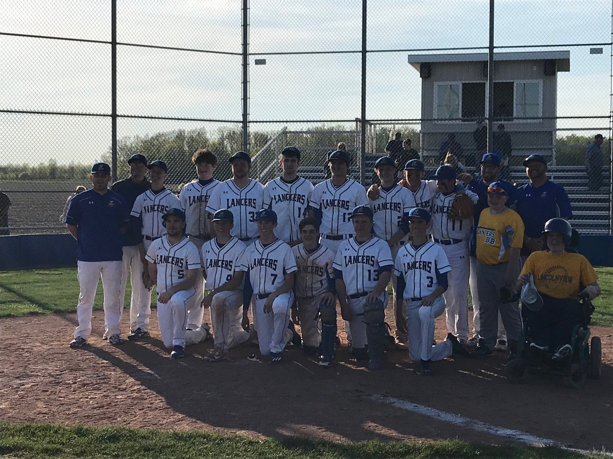 Lincolnview Lancers On Twitter Sectional Champs Lancers Defeat