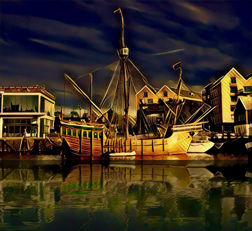 Jensons Bristol On Twitter Ships In The Night Thematthew Wappingwharf Harbour Visitbrisol Mshed Photography Art TheMatthewShip