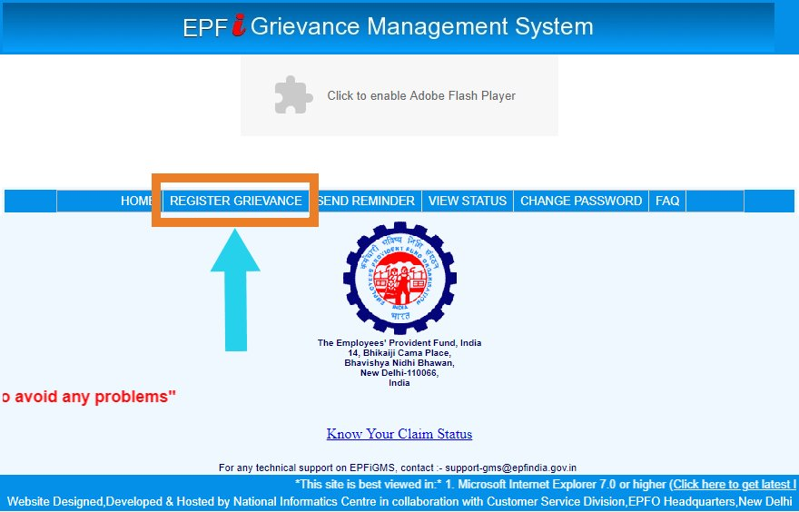 Epfo schemes epfohousing twitter hindi letter format email id address epfonlinehelp click here to read httpepfhindiepf complaint portal hindi picittersg3og7laqw spiritdancerdesigns Gallery