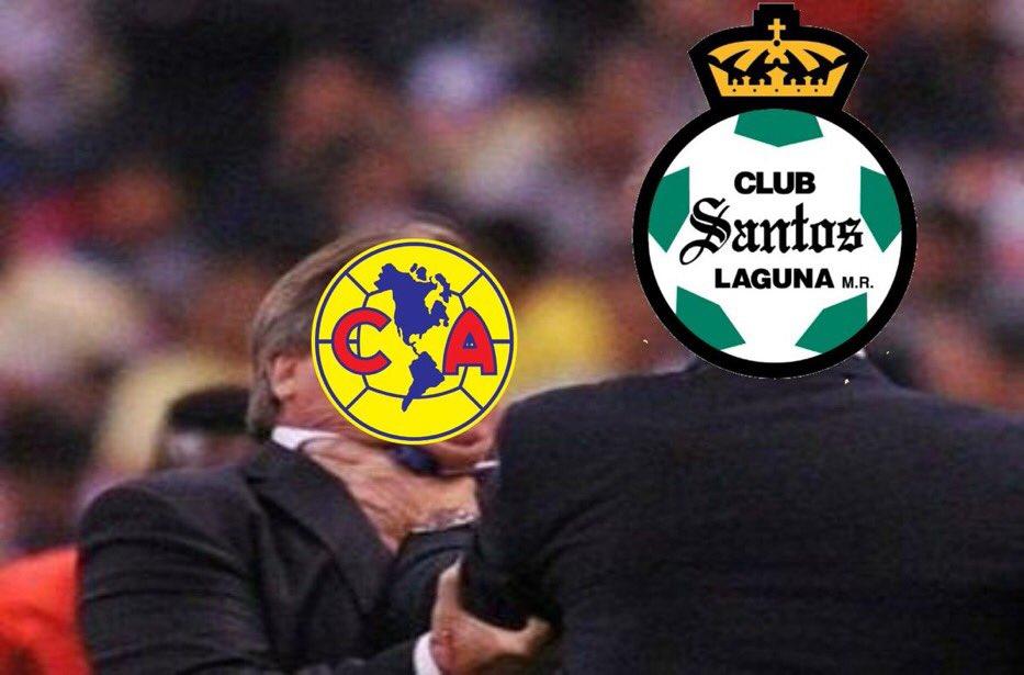 Santos venció 4-1 al América
