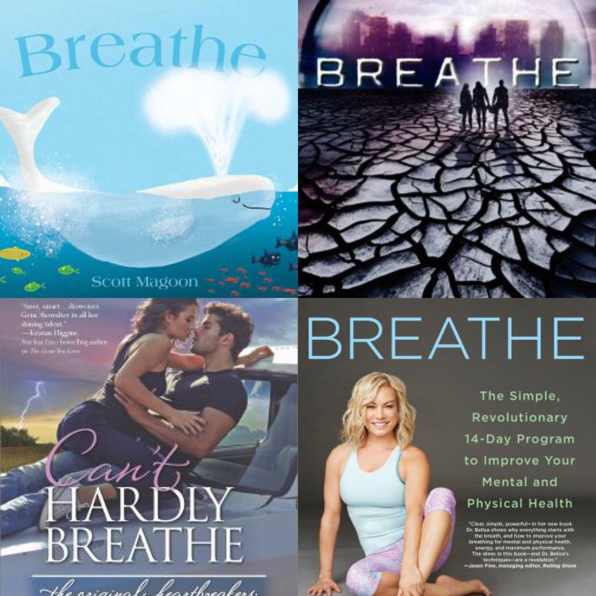 breathe the simple revolutionary 14day programme to improve your mental and physical health