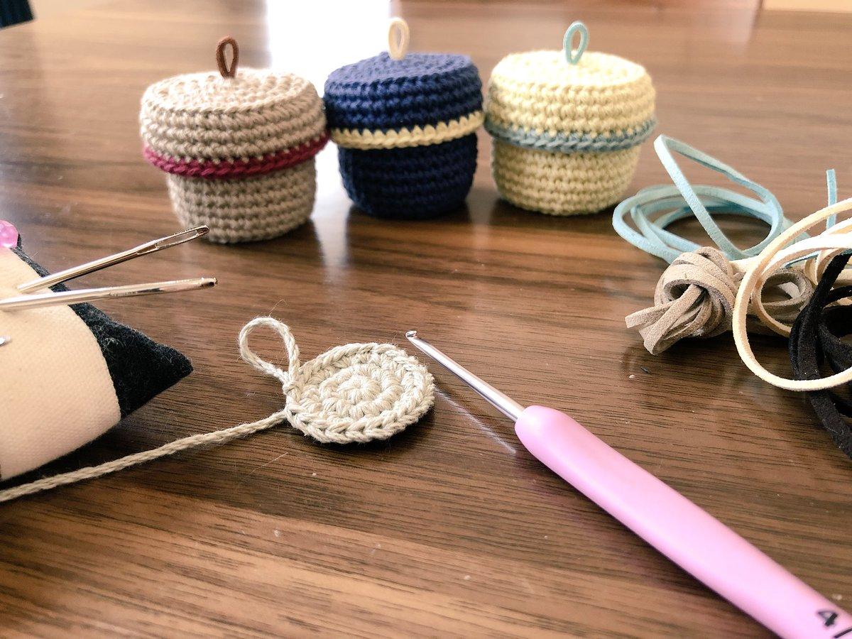小物 かぎ針 入れ 編み