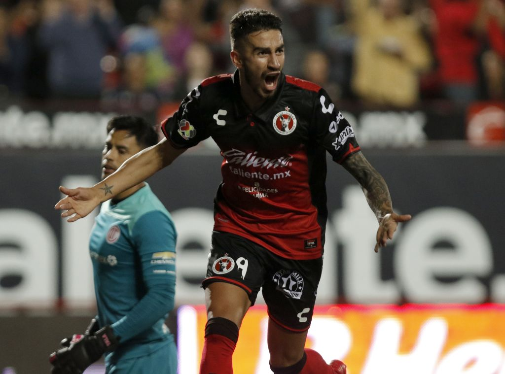 Tijuana gano 2-1 al Toluca