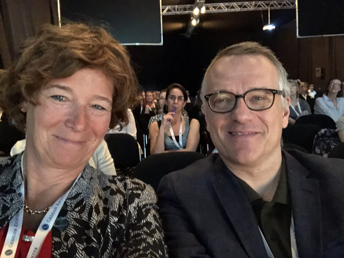Petra De Sutter On Twitter With My Boss WeySte In Budapest For The ESC Meeting Speaking On The Need For Human Rights Based transgender Health Care TGEUorg ILGAEurope EURightsAgency Https t co ESP VUmq t