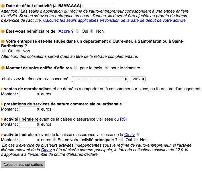 Agence France Entrepreneur Afe On Twitter Outil Calculez Les