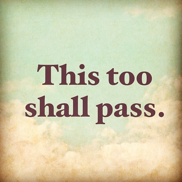 Persian Language Fdn On Twitter This Too Shall Pass Een Neez