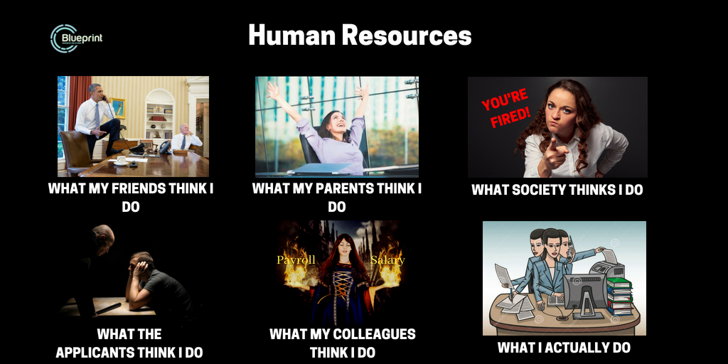 "Meme Human Resources: Blueprint BPO On Twitter: ""This Is How People Think They"