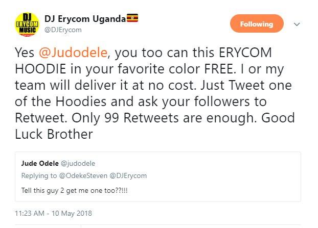 Jude Odele on Twitter: