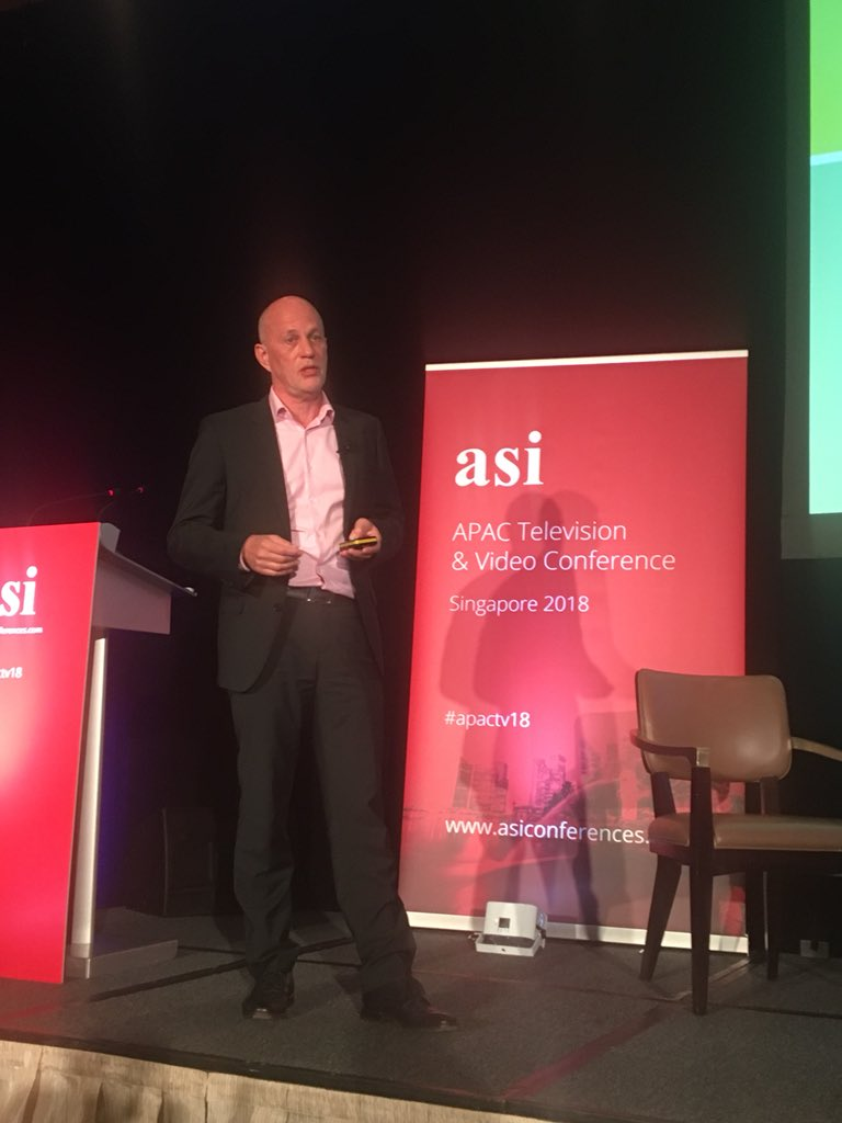 test Twitter Media - Keld Nielsen of @Kantar_Media - majority of online video viewing in Norway is now done via the TV set - the best available screen? #APACTV18 https://t.co/NO1vHQyGJc