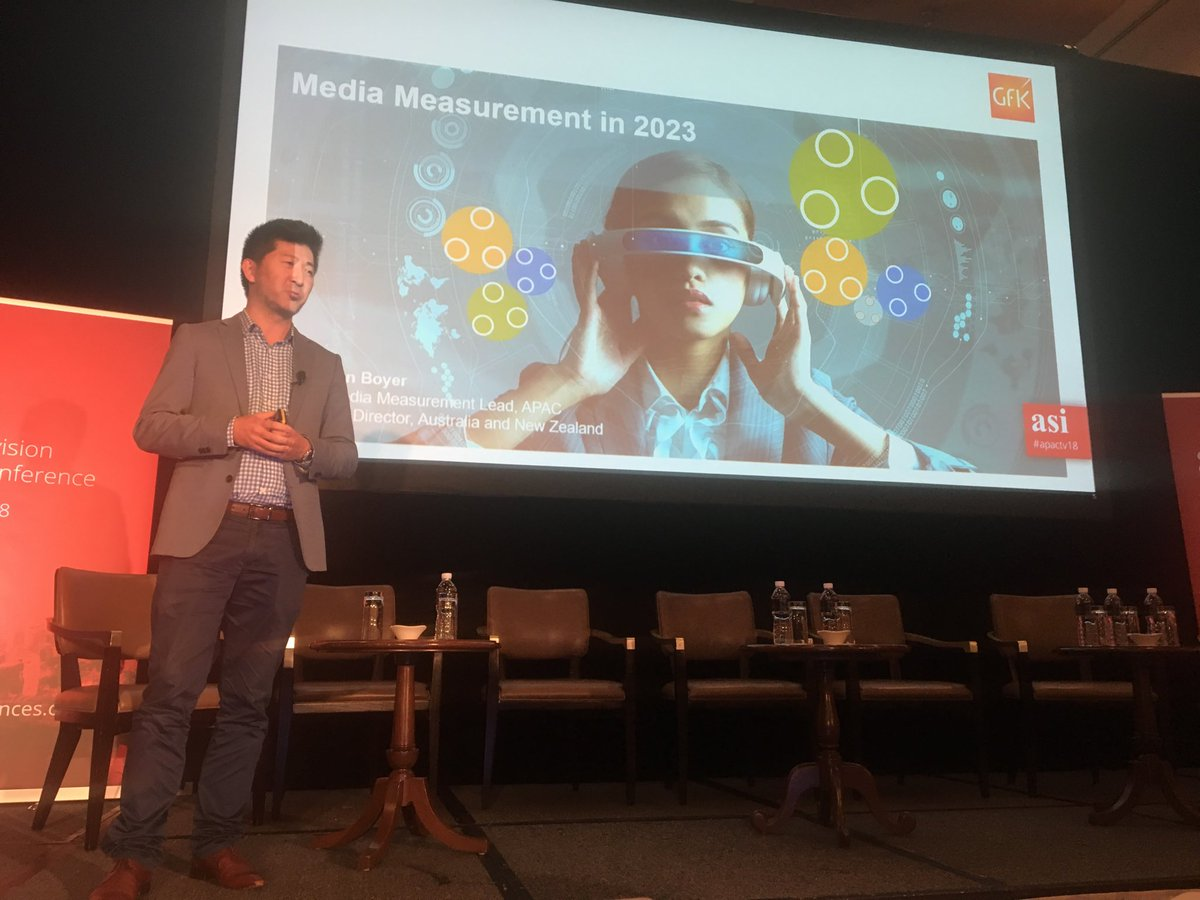 test Twitter Media - Morten Boyer of @GfK outlines three possible futures for audience measurement #APACTV18 https://t.co/mFiHE8iRgF