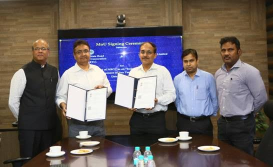 NBCC signs MOU with Gujarat State Road Transport Corporation