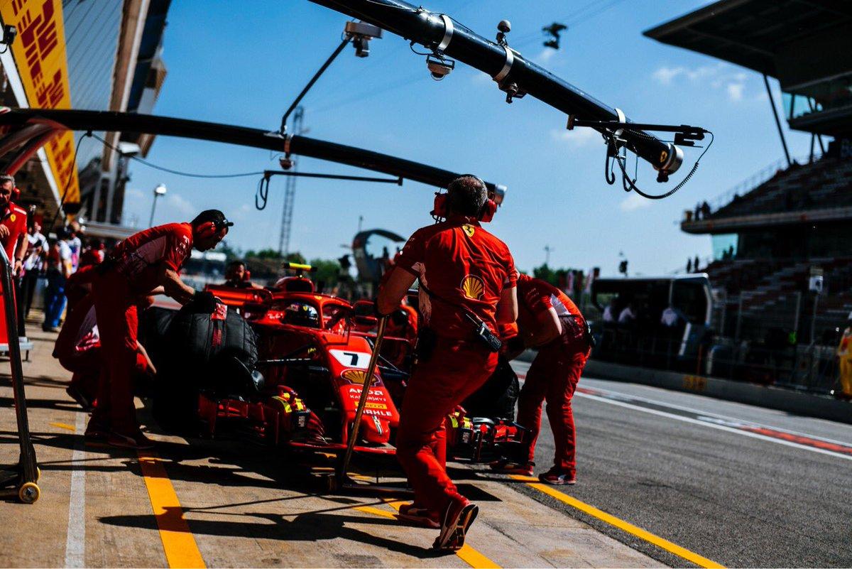F1 2018 Spanish GP - Free Practice 2