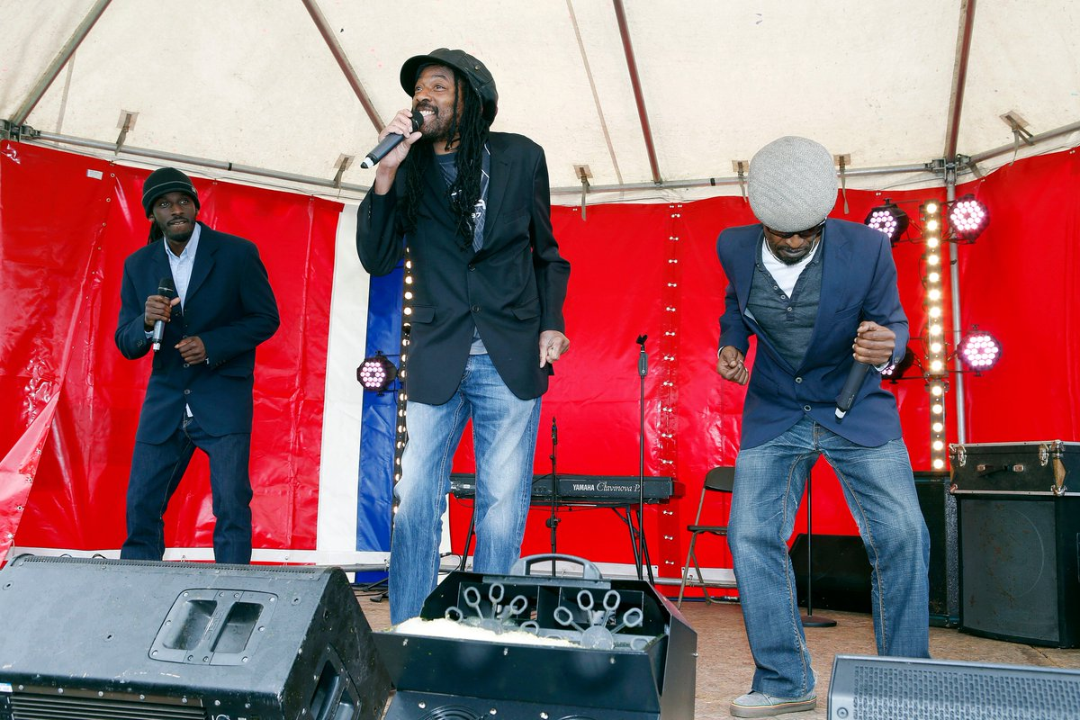 Aswad, Kele le Roc, Odyssey    Just some of our previous Phoenix